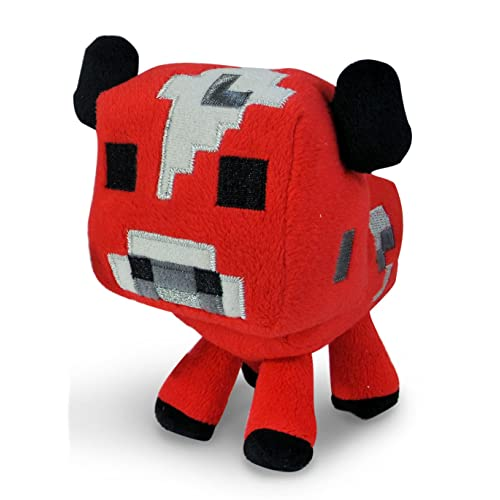 Minecraft Baby Mooshroom Plush Minecraft Animal Plush Series