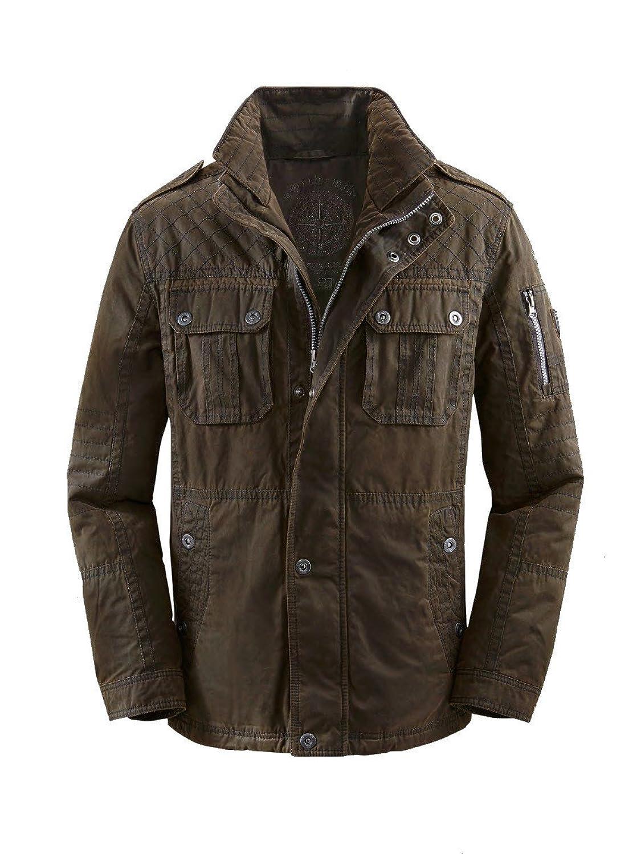 North mile – Herren Jacke in Braun oder Anthrazit, H/W 15, Ghost (70142 4264 000) günstig online kaufen