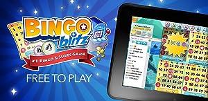 BINGO Blitz - FREE Bingo + Slots by Buffalo Studios, LLC