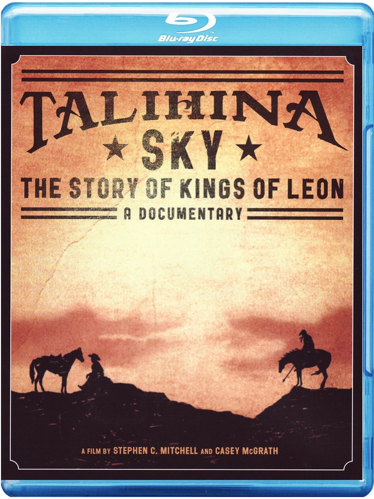 Talihina Sky – The Story of Kings of Leon (2011) Blu-ray 1080p AVC DTS-HD MA 5.1