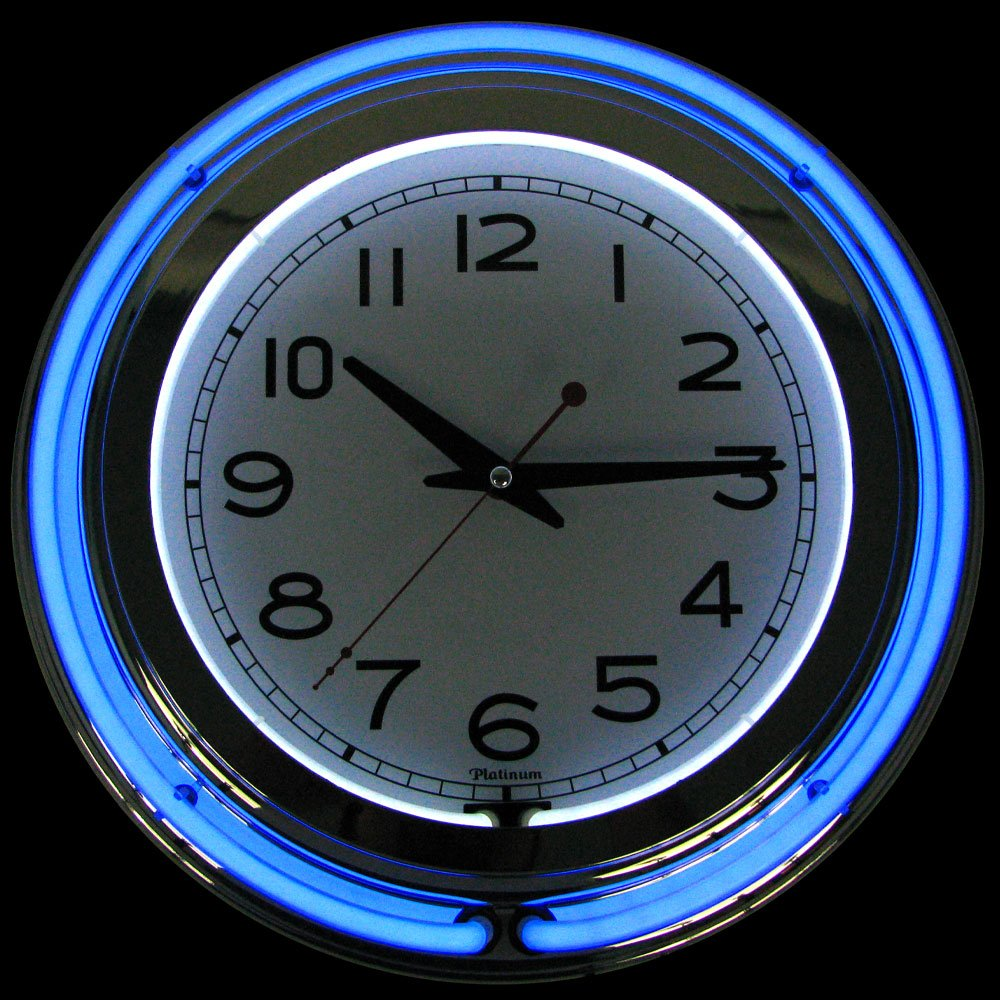 Are illuminated wall clocks rare or something octopus overlords - Digital illuminated wall clocks ...