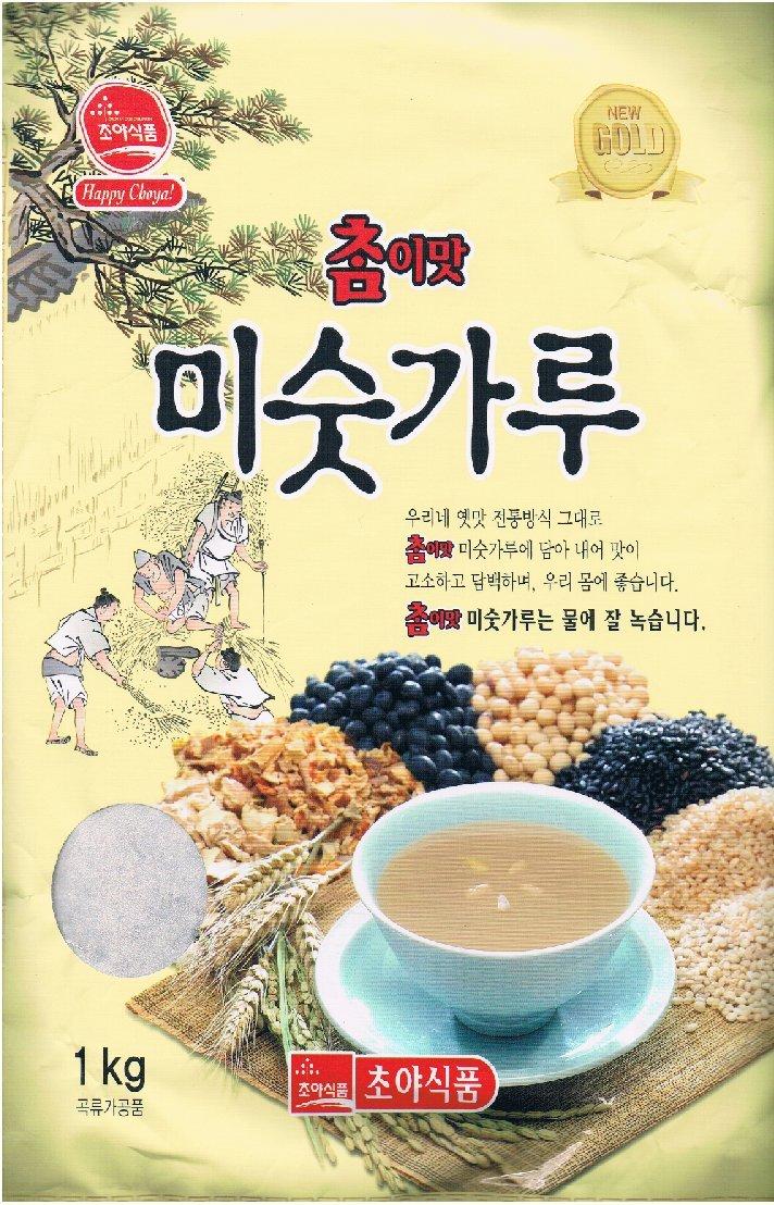 CHOYA ミスカル 韓国健康茶(1kg)