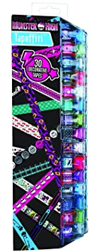 Monster High Tapeffiti Fashion Design Tapeffiti Monster High Tape