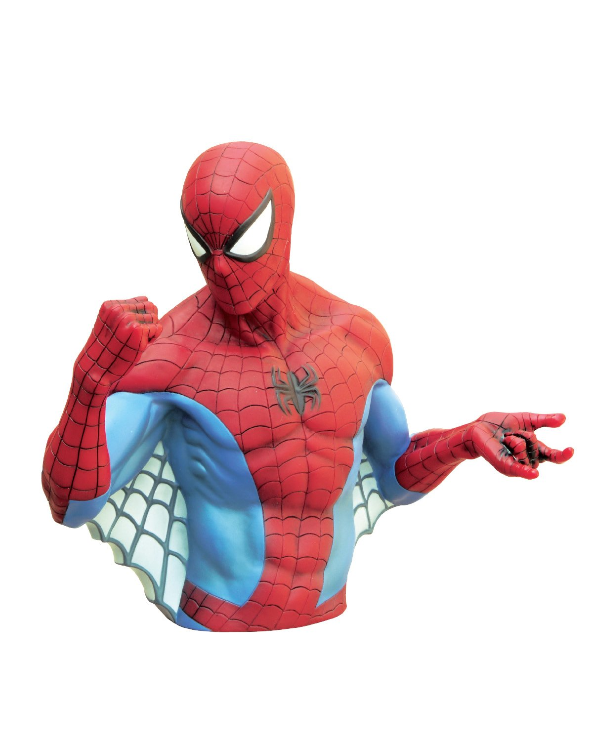 Spider-man Core Bust Bank