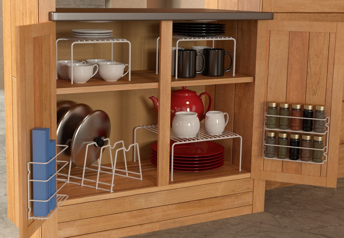 15 Tips For An Organized Kitchen Six Sisters 39 Stuff
