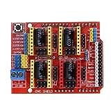 Alloet A4988 Pro Driver CNC Shield Expansion Board for Arduino V3 Engraver 3D Printer Part