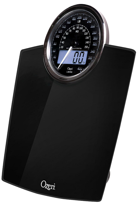 Ozeri Zb19 Rev Electromechanical Weight Dial Bathroom