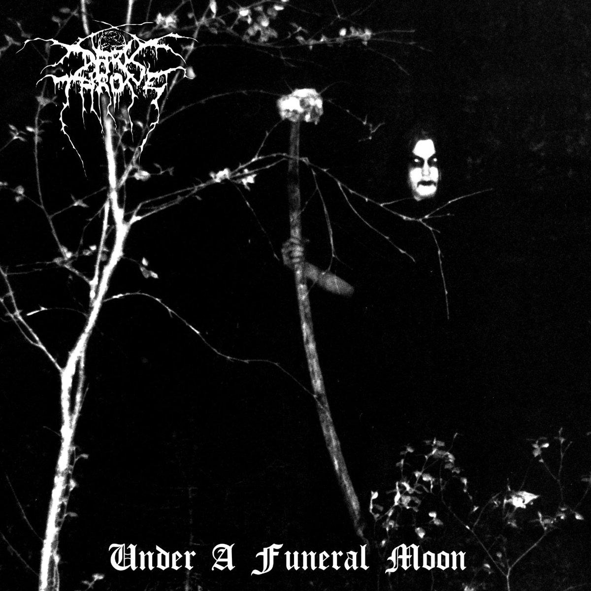 Darkthrone - Under a Funeral Under A Funeral Moon