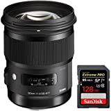Tamron AFF050S-700 20mm F2.8 Di III OSD M1:2 Lens Model F050 for Sony Full Frame Mirrorless Cameras Bundle with Lexar Professional 633x 64GB UHS-1 Class 10 SDXC Memory Card