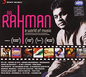 A R Rahman   A World of Music available at Amazon for Rs.84