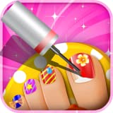 Art Nail Salon - Girls Games