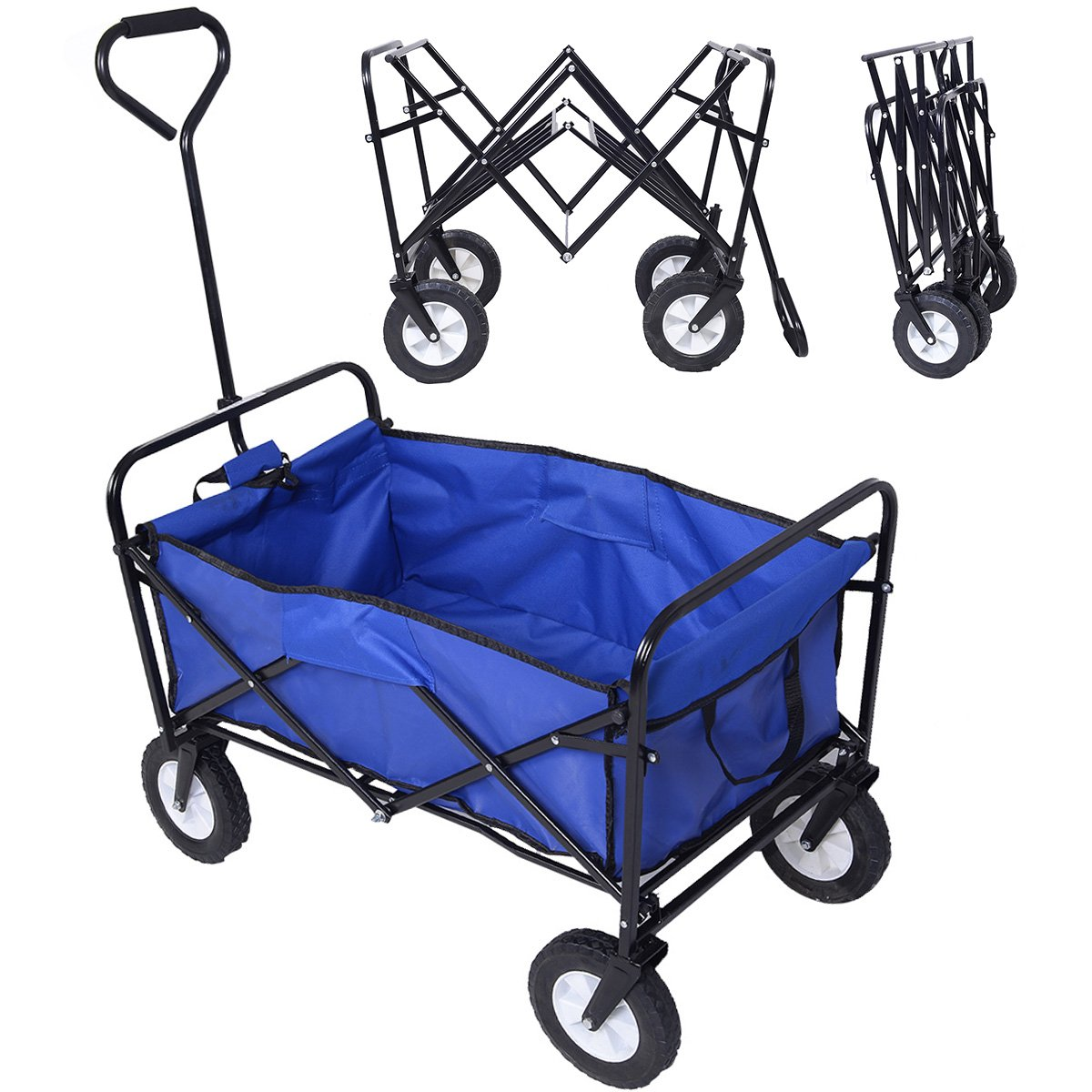 Giantex Collapsible Folding Wagon