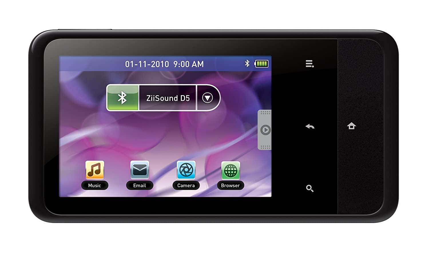 ZEN Touch 2 MP3 Player