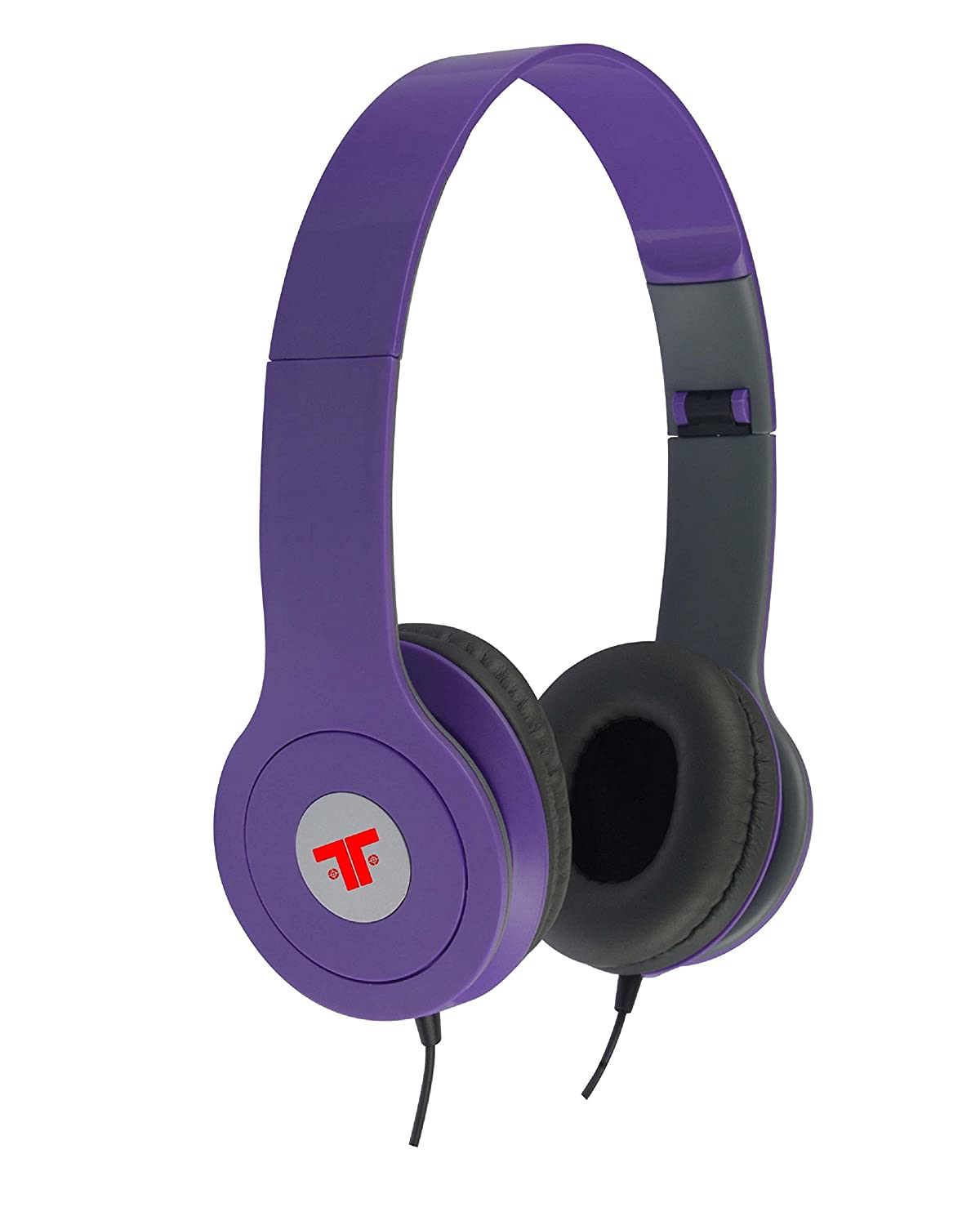 Amazon: Tanz HIGH DEFINATION FOLDABLE HEADPHONE- PURPLE @ Rs.349/-