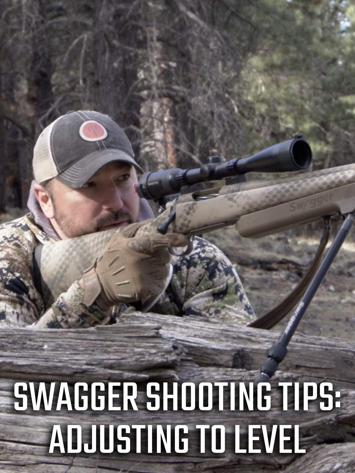 Swagger Shooting Tip: Adjusting to Level on Amazon Prime Instant Video UK