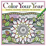 Color Your Year Wall Calendar 2016: M...