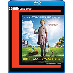 Britt-Marie Was Here [Blu-ray]