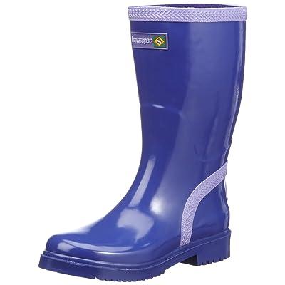 Havaianas Women's Mid Cut Rain Wellingtons Boots
