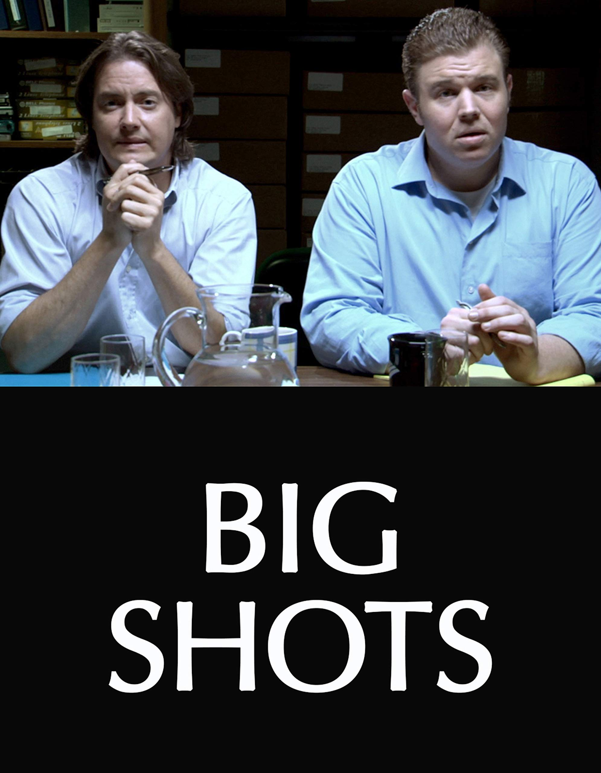 Big Shots on Amazon Prime Video UK