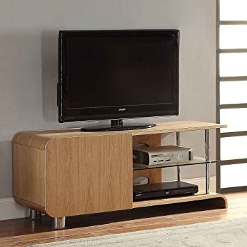 Jual BS202 Ash TV Stand for up to 55 inch TVs