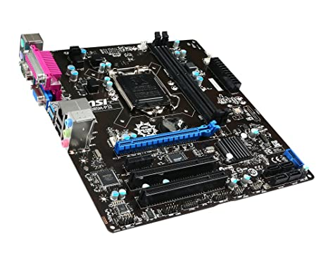 MSI 7846-010R Intel B85 Socket H3 (LGA 1150) 1 x Ethernet 1 x Serie 2 x USB 2.0 2 x USB 3.0