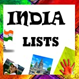 World Travel Lists - INDIA