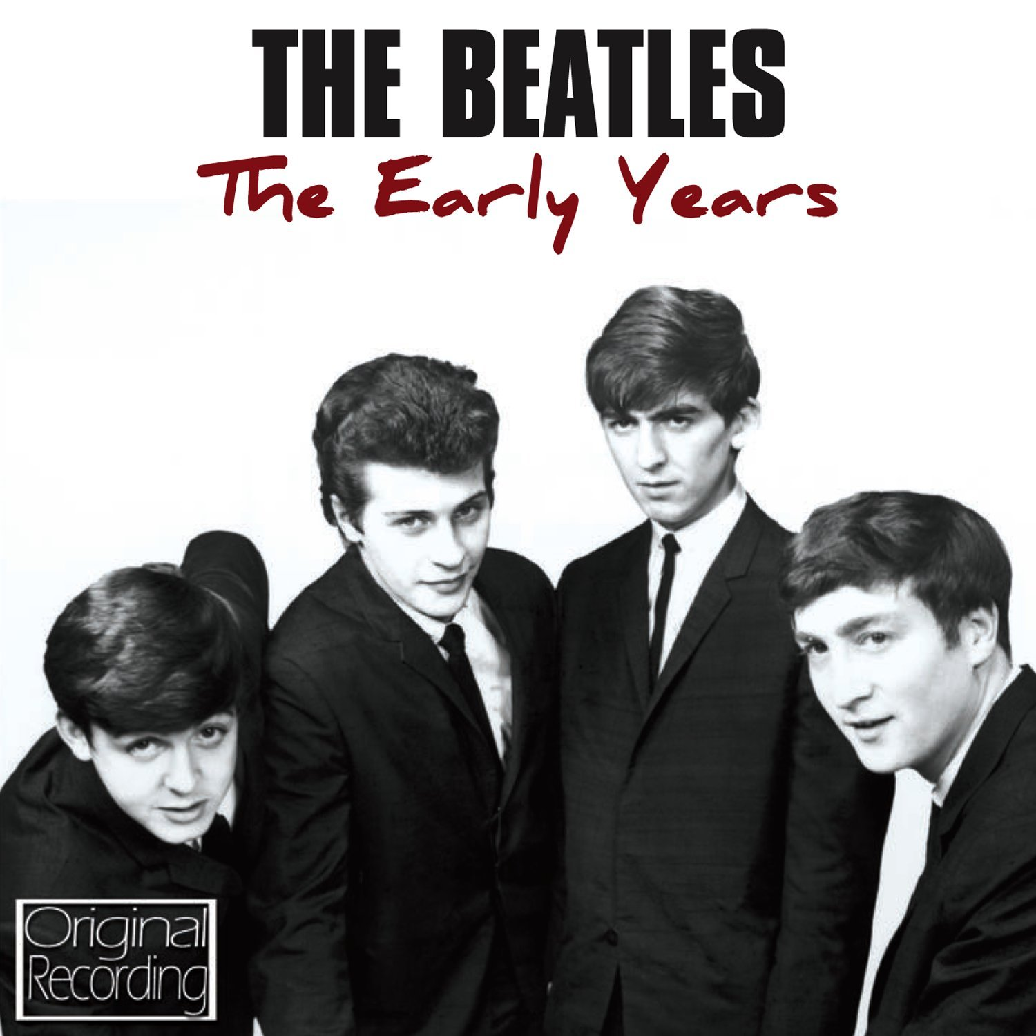 Beatles Early Singles Early Years The Beatles