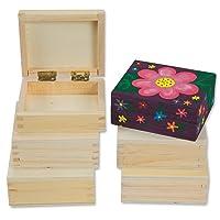 Small Hinged Boxes