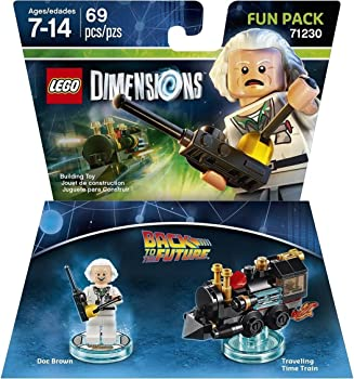 LEGO Dimensions Back to the Future Fun Pack