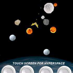 Space Junk and Asteroid Blaster