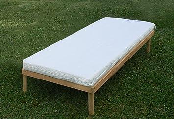 Raimbow materasso per divano letto o brandina pieghevole h12 cm materassino salvaspazio singolo - Materasso divano letto pieghevole ...