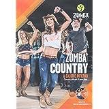 Zumba Country Dance Fitness Music Workout DVD (Color: orange/black, Tamaño: DVD)