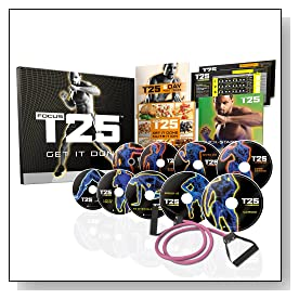 Focus T25 DVD Review