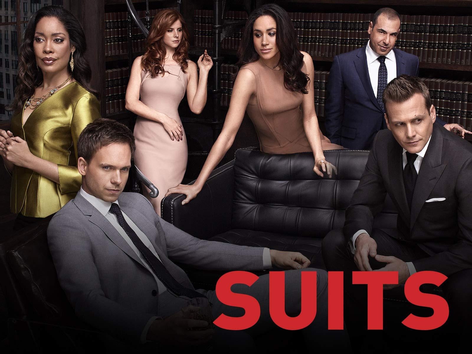 Suits Season 4 - Season 4