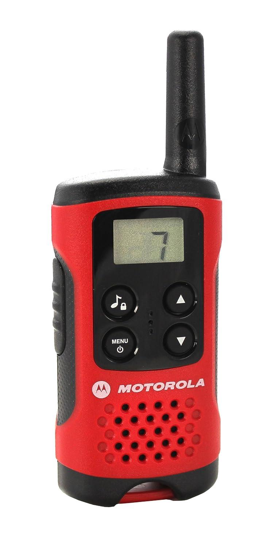 Paire de talkies walkies de marque Motorola et de modèle T40