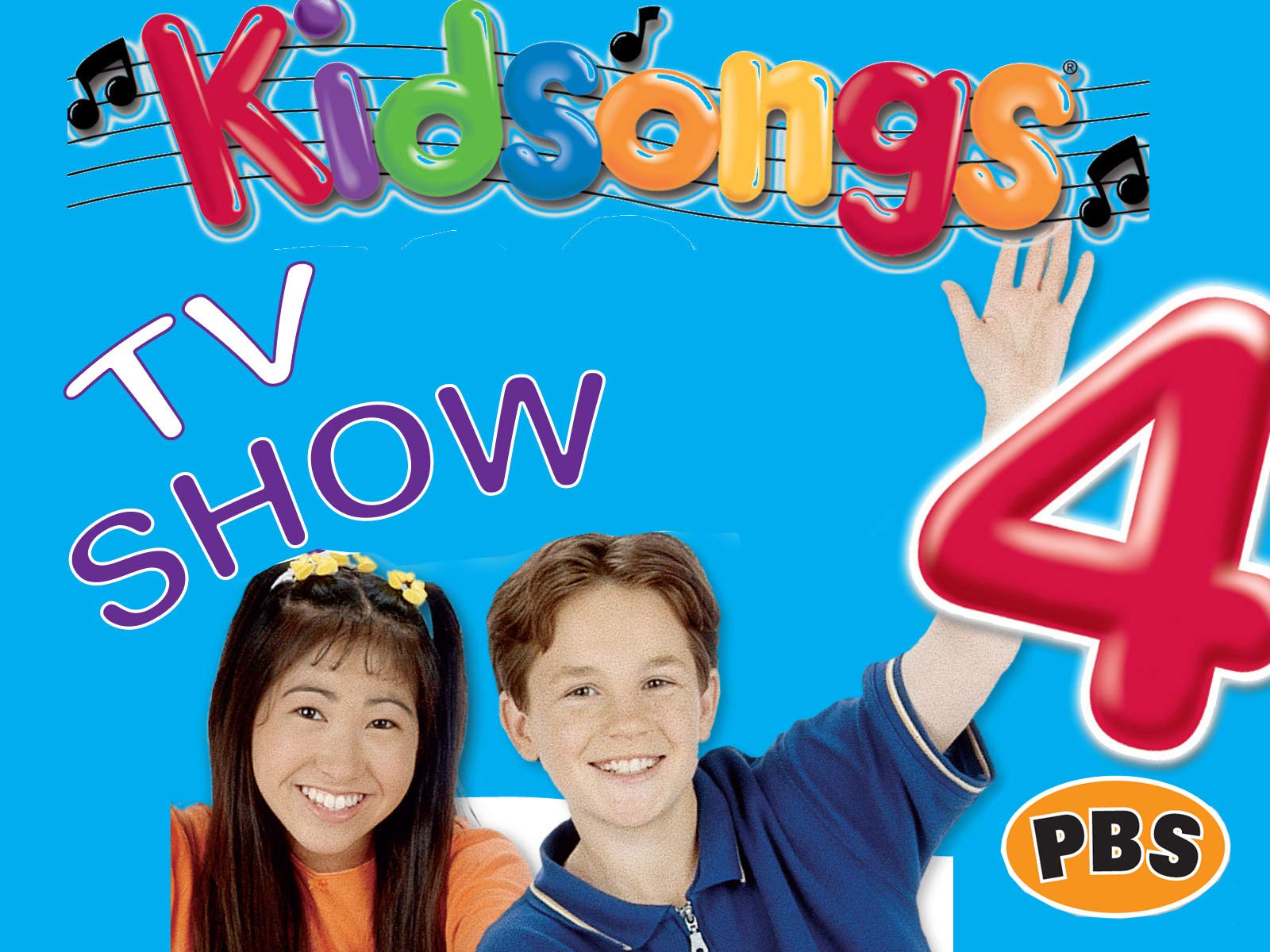 Kidsongs - Season 4