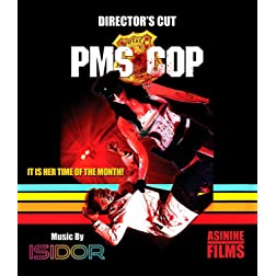 PMS Cop Director's Cut NTSC [Blu-ray]