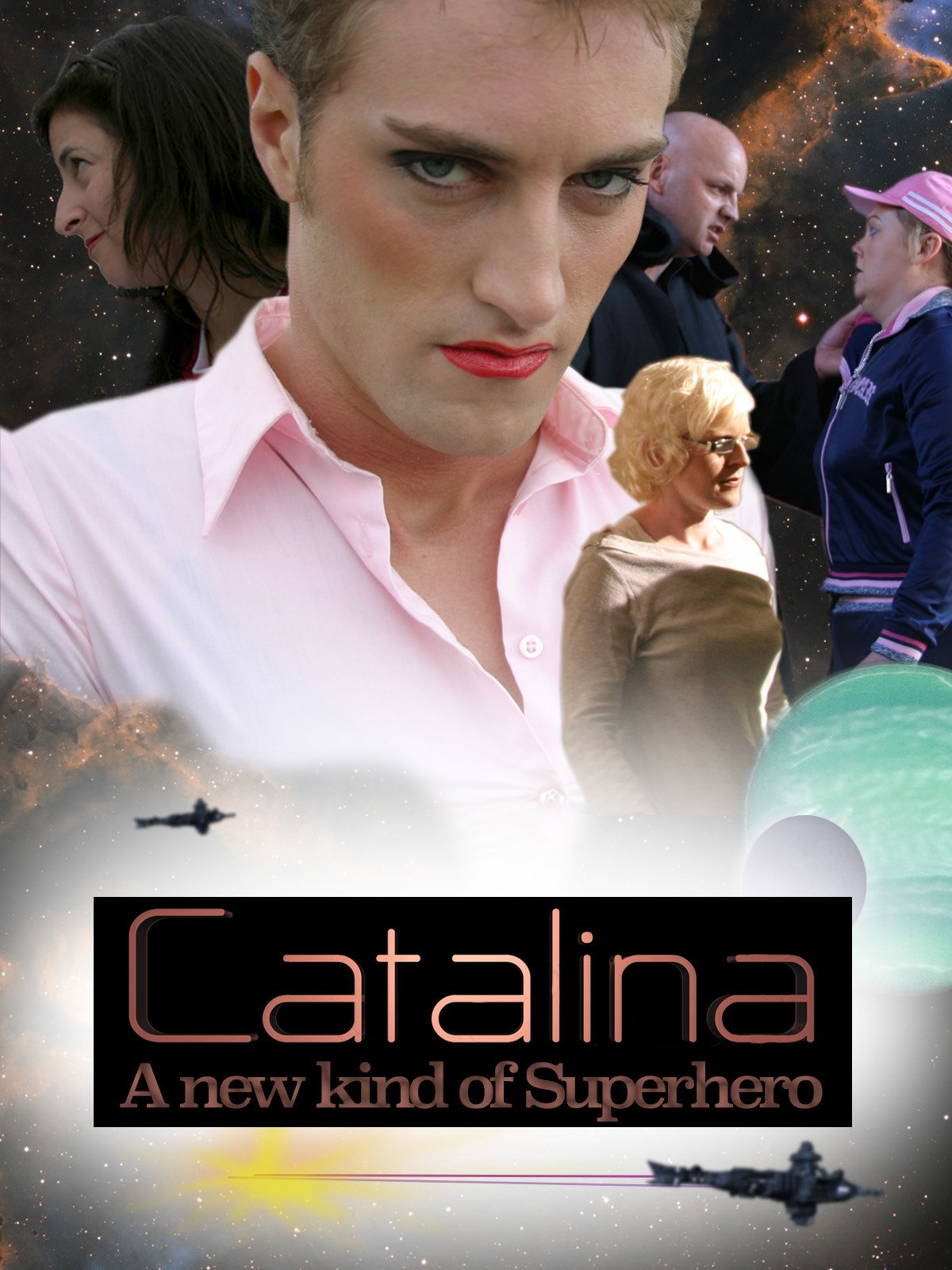 Catalina: A New Kind of Superhero