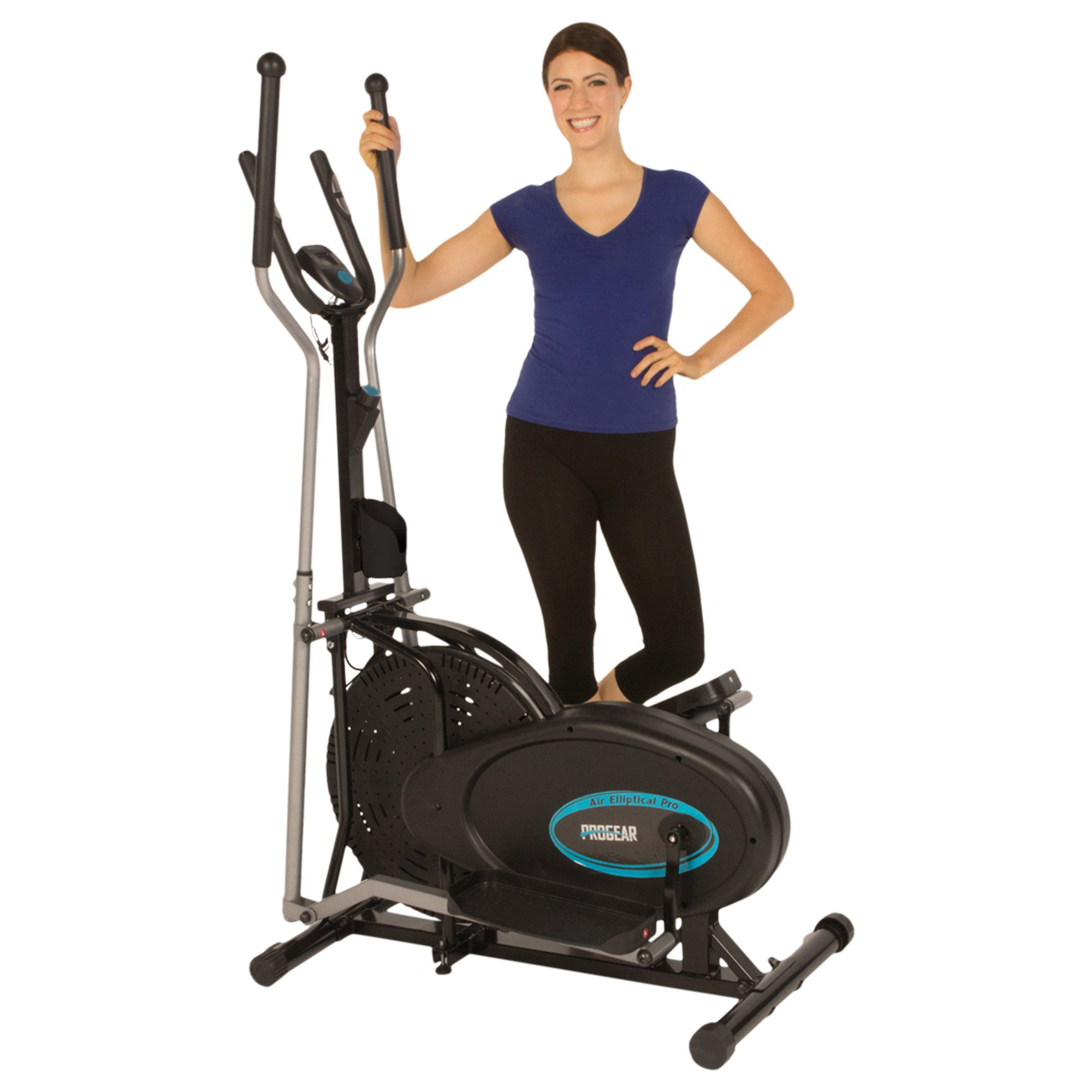 Elliptical Exercise Indoor Gym Equipment Fitness Trainer