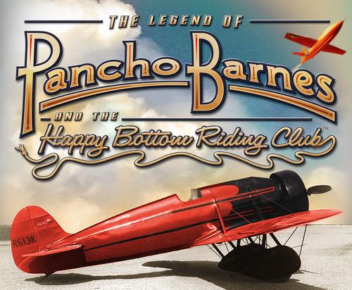 Pancho Barnes Happy Bottom Riding Club