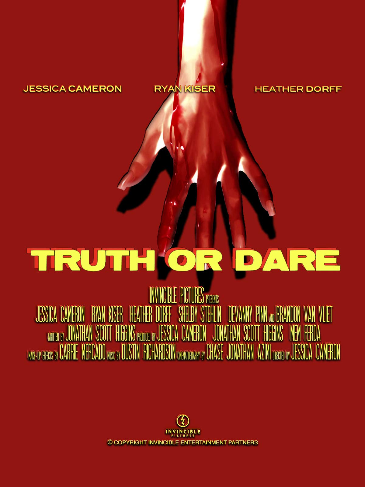 Truth or Dare on Amazon Prime Instant Video UK