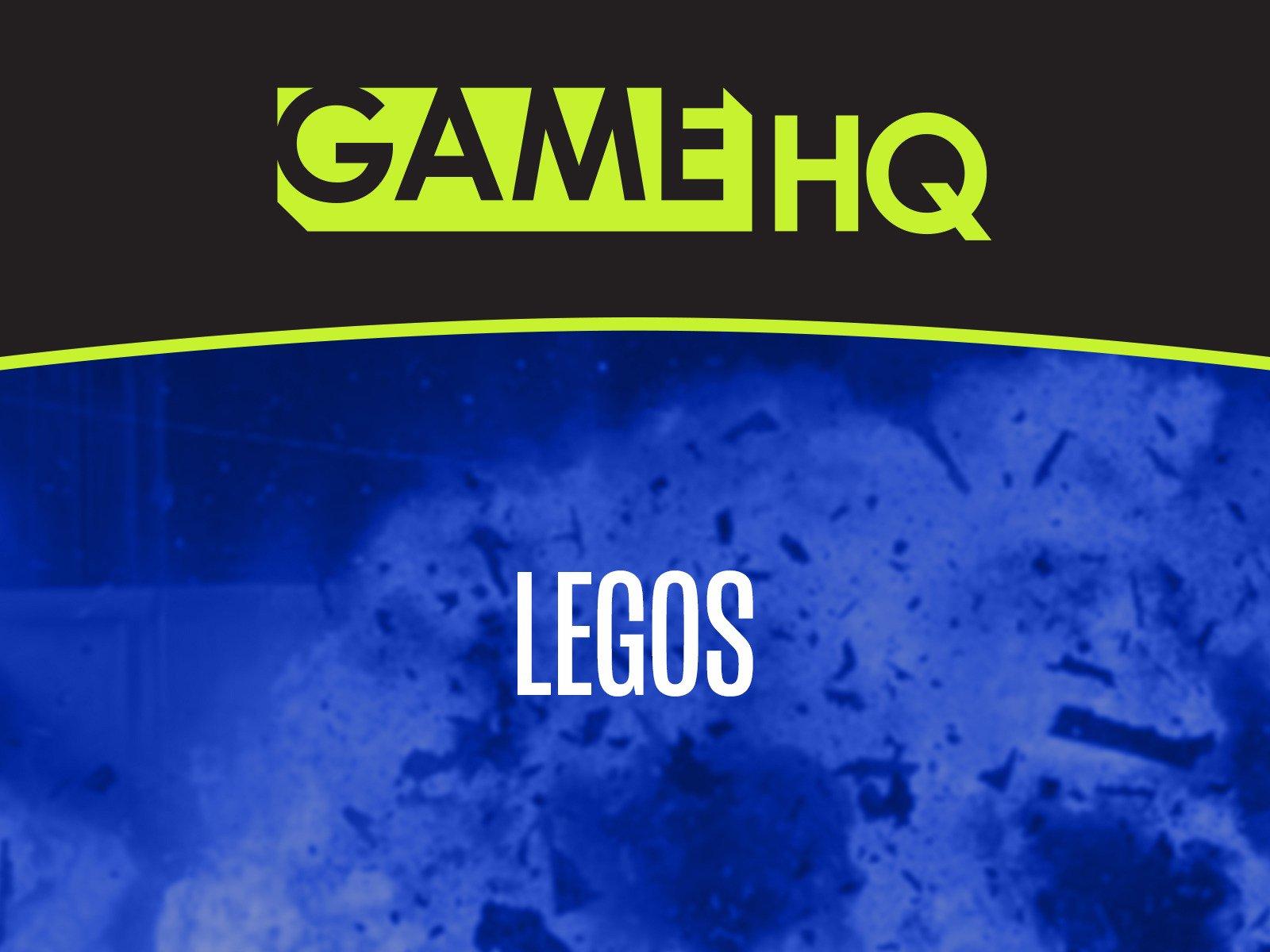 Clip: GameHQ: LEGOs - Season 8