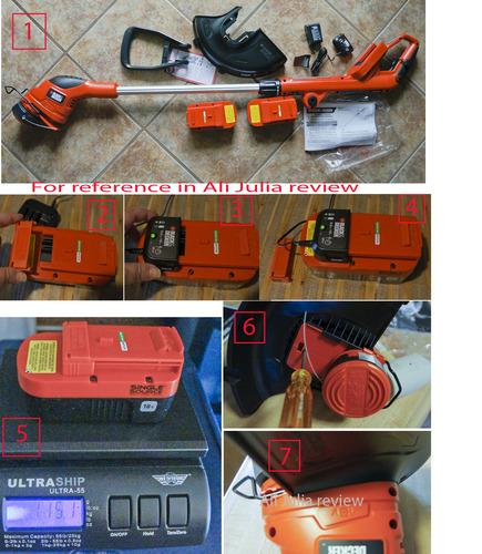 Why Choose The Black Amp Decker Nst2118 12 Inch 18 Volt Ni