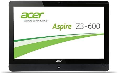 "Acer Aspire 600 Ordinateur de bureau 21.5 "" Windows 8.1 (Import - clavier non AZERTY)"