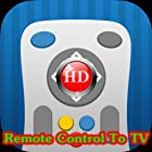Remote Control To TV