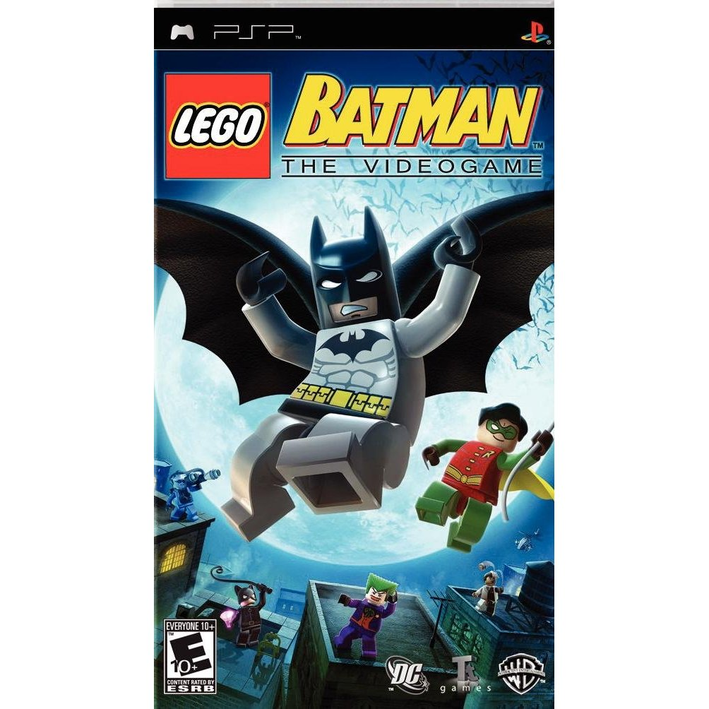 Lego Batman at Gotham City Store