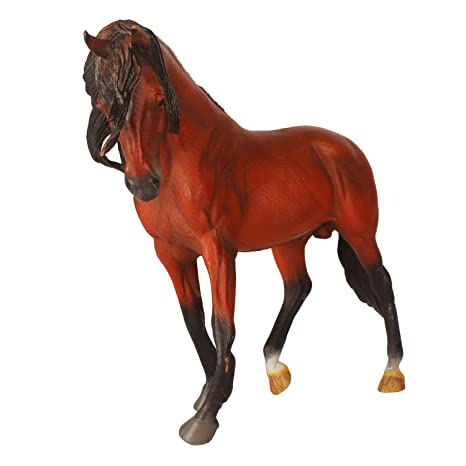 Collecta - 3388630 - Figurine - Animal - Chevaux - Etalon Andalou - Bright Bay