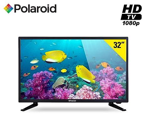 """MWS2447 - Ecran plat - Télevision - TQL32R4 Polaroid 32 """"TV LED Full HD 1366 x 768 HD 81cm"""