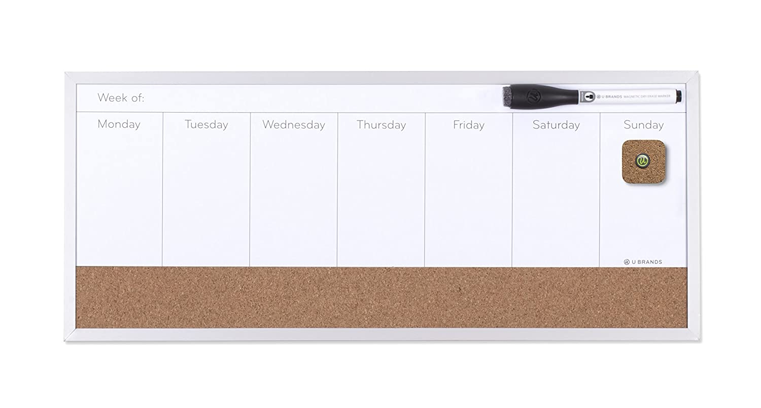 Weekly Calendar Board : Best calendar dry erase boards weekly monthly daily for