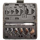 Mastercool 70078 Torque Wrench 6-Head Kit